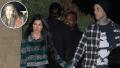 Kourtney Kardashian Says She's 'Feeling So Grateful' Amid Travis Barker Romance