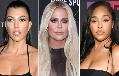 Memories? Kourtney Kardashian Shares a Throwback 'KUWTK' Clip Featuring Khloe and Jordyn Woods