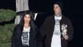 Kourtney Kardashian and Boyfriend Travis Barker Spotted on Romantic Dinner Date at Nobu