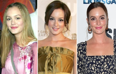 From 'Gossip Girl' to Today! Leighton Meester's Transformation Over the Years