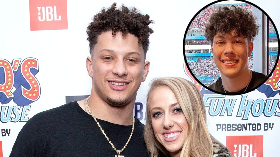 Patrick Mahomes Brother Questions Whether Brittany Matthews Had Baby After Flaunting Her Postpartum Bod