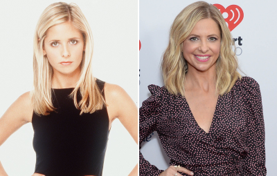 Buffy Summers Forever! Sarah Michelle Gellar's Transformation From the '90s to Today