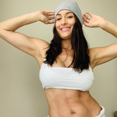 Nikki Bella Post-Baby Body