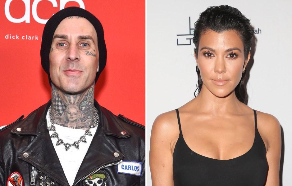 Travis Barker Calls Girlfriend Kourtney Kardashian 'Beautiful' After Her New Skims Campaign