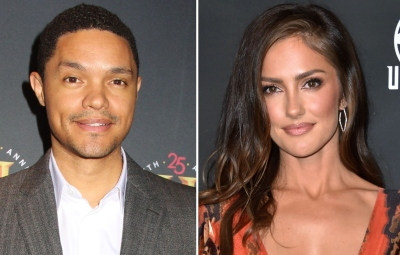Trevor Noah and Girlfriend Minka Kelly Are a Perfect Match! Get to Know Her