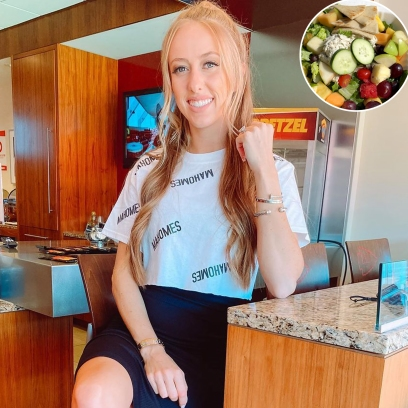 What Brittany Matthews Eats to Stay Fit