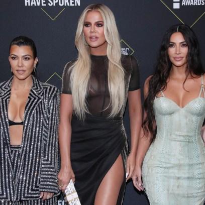 Kardashian-Jenners Real Hair: Kylie, Khloe, Kim and More