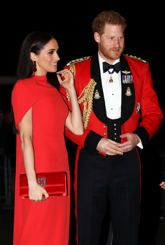 Meghan Markle Reacts to Claims She Bullied Her Kensington Palace Staff