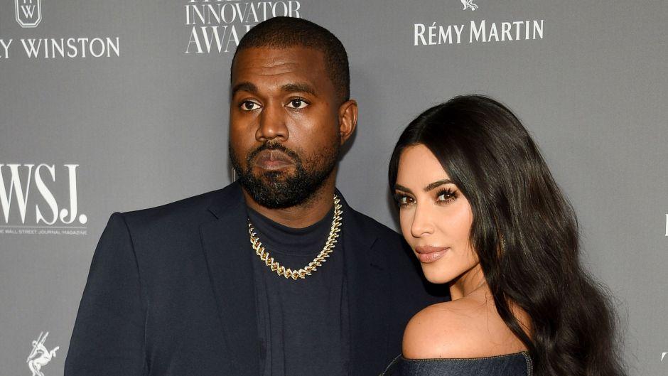Kim Kardashian Says 'Issues' With Kanye West Are 'No Secret'