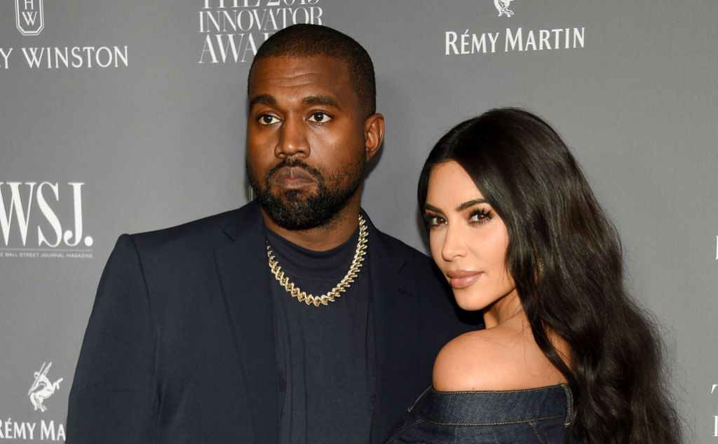 Kim Kardashian Says 'Issues' With Kanye West Are 'No Secret'