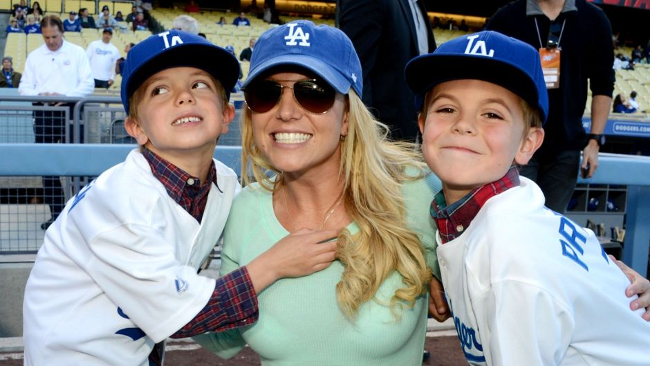 Does Britney Spears Have Custody of Kids Preston and Jayden?