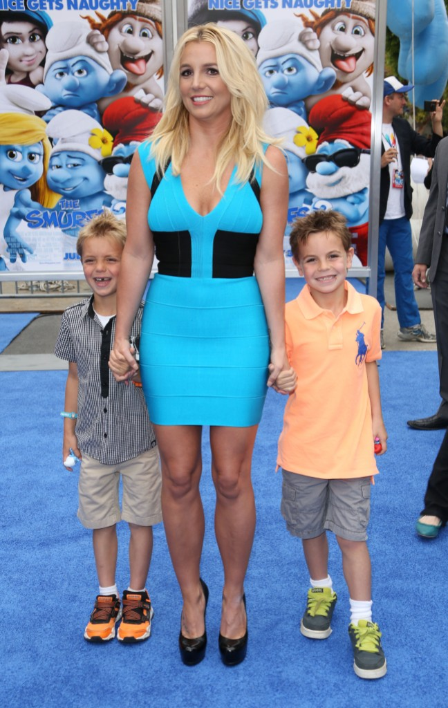Does Britney Spears Have Custody of Kids Preston and Jayden?