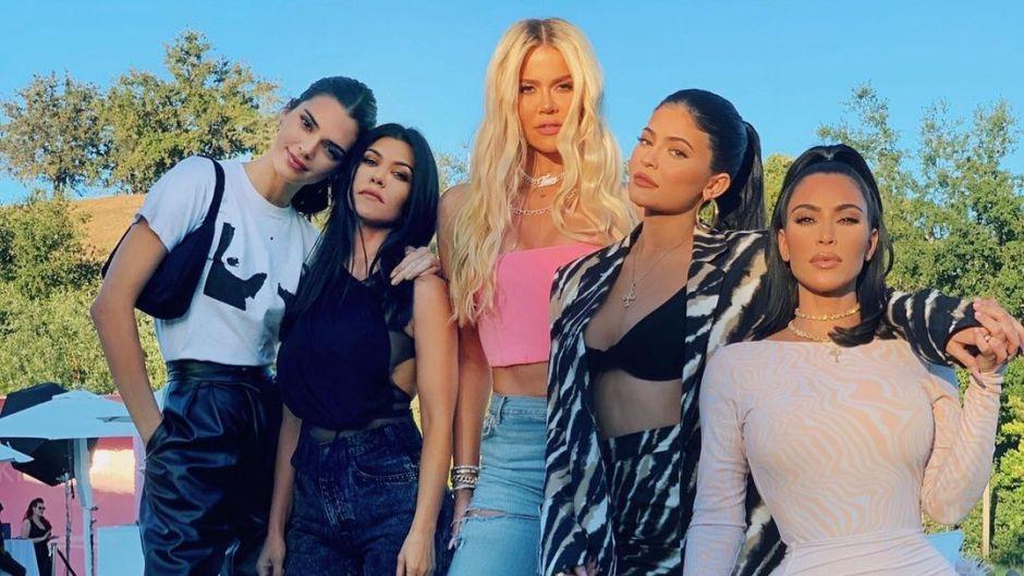 Photos of All the Kardashian-Jenners Together: Kim, Kylie, Khloe, Kourtney Kendall