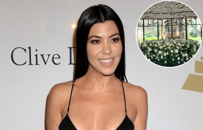 How Kourtney Kardashian Is Celebrating Her 42nd Birthday With Boyfriend Travis Barker, Her Kids and Family