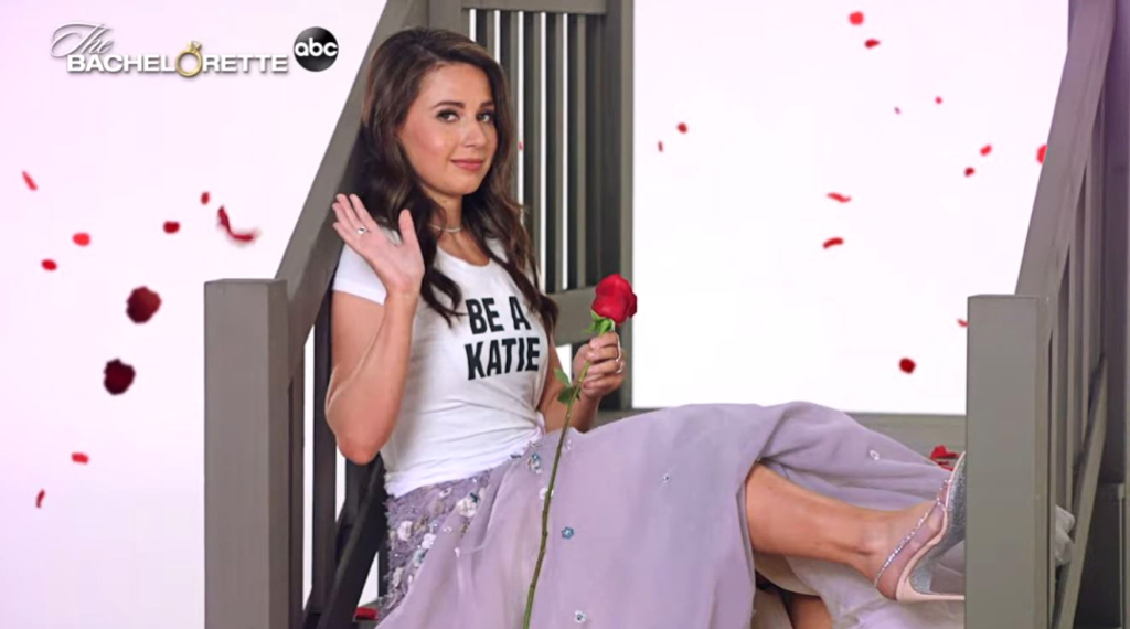 Katie Thurston Says Her 'Person Is Still Out There' in 1st 'Bachelorette' Season 17 Promo