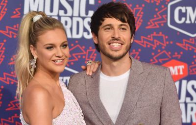 Kelsea Ballerini's Husband Morgan Evans Is Also a Country Music Star
