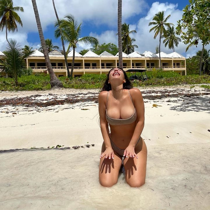 Kim Kardashian Can't Stop, Won't Stop Posting Sexy Pics Amid Kanye West Divorce Drama — See Them All!