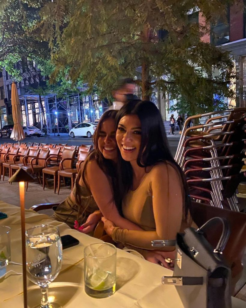 Kourtney Kardashian Reacts to Addison Rae Dating Speculation: 'Curiosity Killed the Cat'