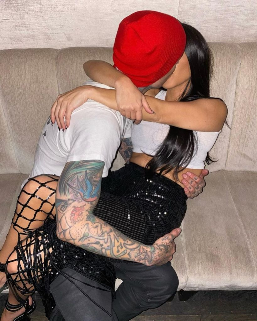 Hollywood's 'It' Couple! Kourtney Kardashian and Travis Barker's Cutest Photos So Far