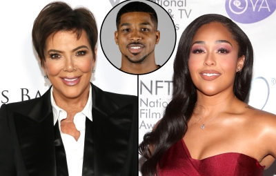 OMG? Kris Jenner Sends Jordyn Woods a Gift 2 Years After Tristan Thompson Cheating Scandal