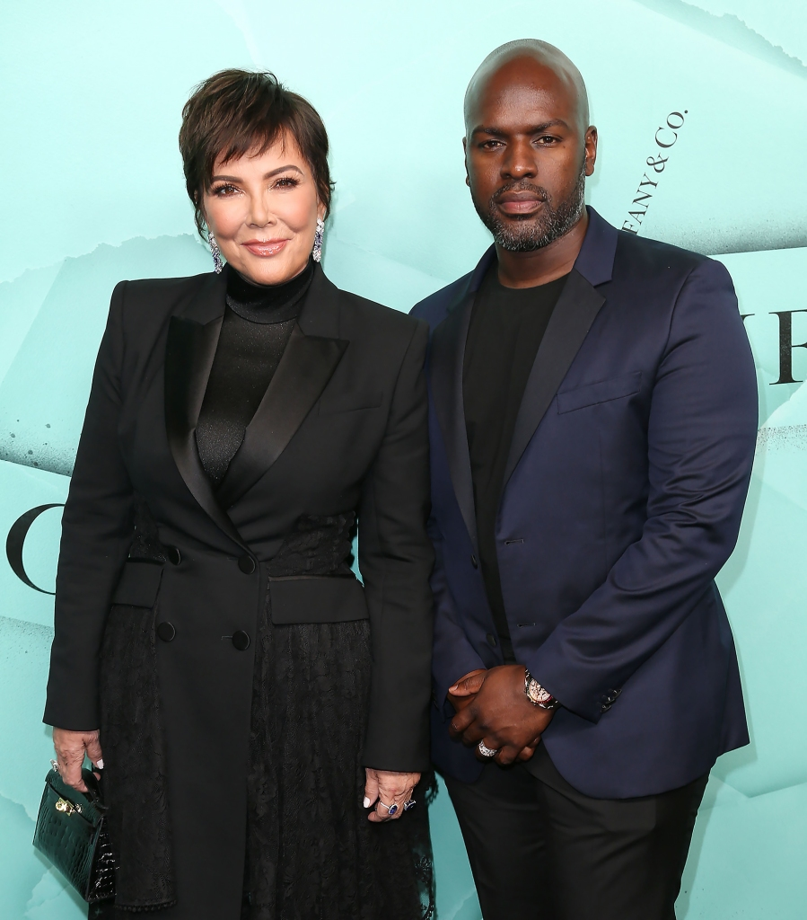 Kris Jenner and Corey Gamble's Quotes About Each Other Are, Uh, Pretty NSFW