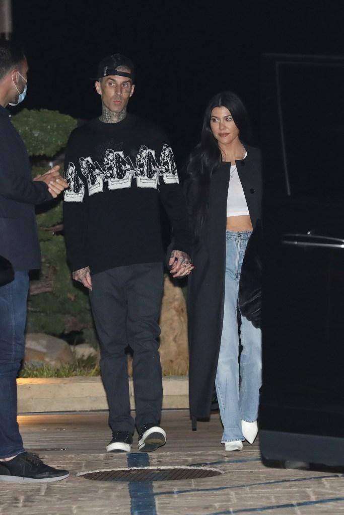 Kourtney Kardashian, Travis Barker Engagement Is 'Imminent'