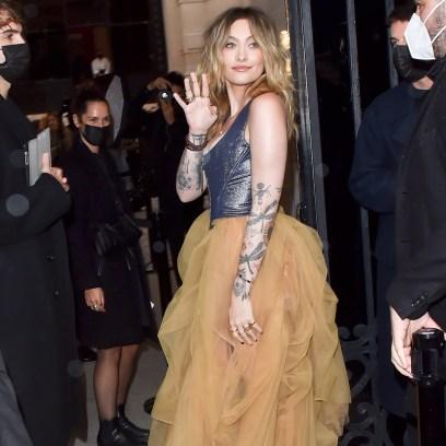 Paris Jackson Fashion Evolution