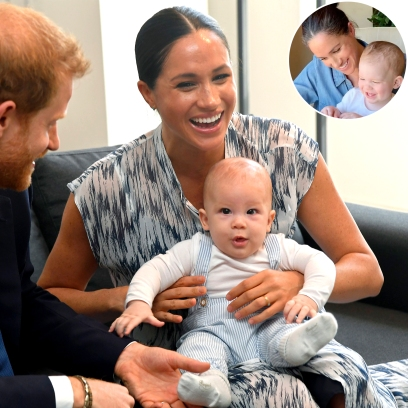 Meghan and Archie's Cutest Moments Together