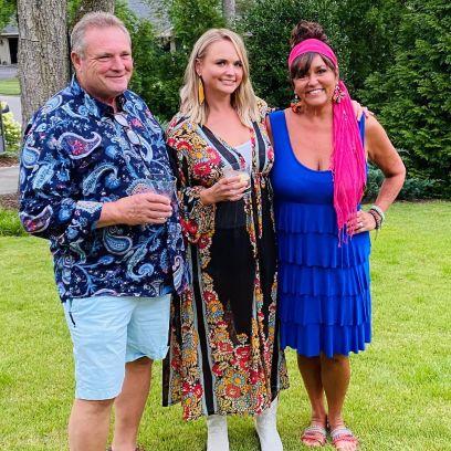 Miranda Lambert's Parents Richard and Beverly Are Retired Private Investigators