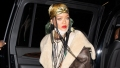 Rihanna Flaunts Her Long, Toned Legs While Clubbing at The Nice Guy in L.A.