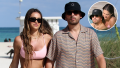 Scott Disick and Girlfriend Amelia Gray Hamlin Pack on Some Serious PDA While Vacationing in Miami