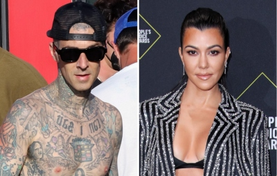 Travis Barker Gets Kourtney Kardashian Tattoo on Chest_ Photos