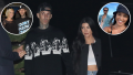 Everything Kourtney Kardashian and Travis Barker's Exes Have Said About Their Romance