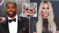 Tristan Thompson Gifts Khloe Kardashian Gorgeous Flowers Following Her Bikini Photo Scandal