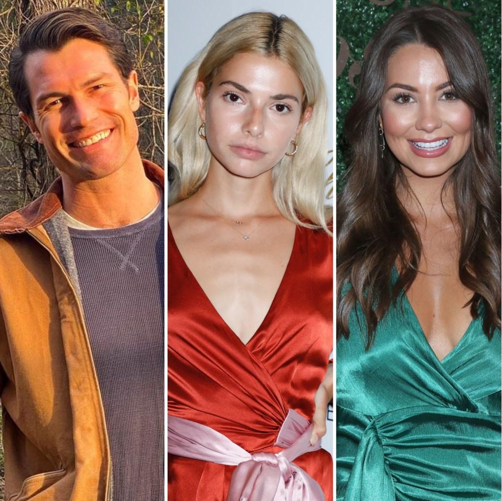 Who Is Bachelorette's Bennett Jordan Dating_ Inside Kit and Kelley Rumors