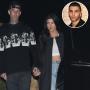 Younes Bendjima Denies Throwing Shade at Kourtney Kardashian and Travis Barker: 'Let's Move On'