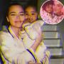 khloe-kardashian-daughter-true-thompson-twinning-moments