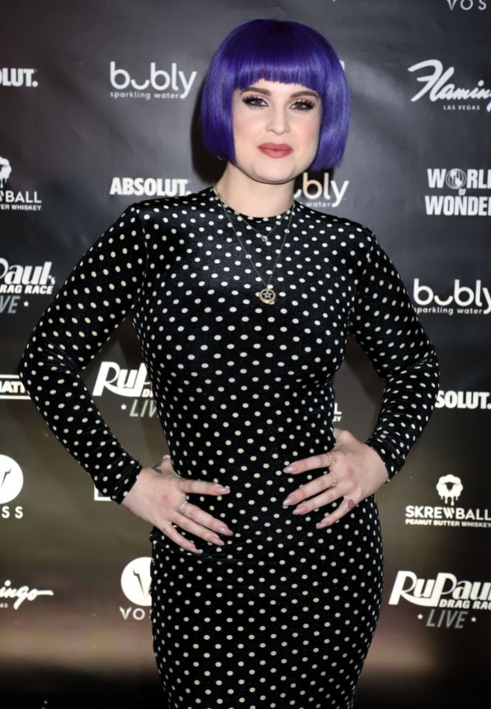 Kelly Osbourne Reveals She 'Relapsed' After 4 Years Sober