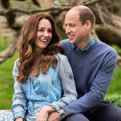Prince William and Kate Middleton Cutest Photos 10th Wedding Anniversary of Duke and Duchess of Cambridge, Kensington Palace, London, UK - 28 Apr 2021