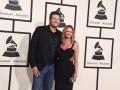 Blake Shelton and Ex Miranda
