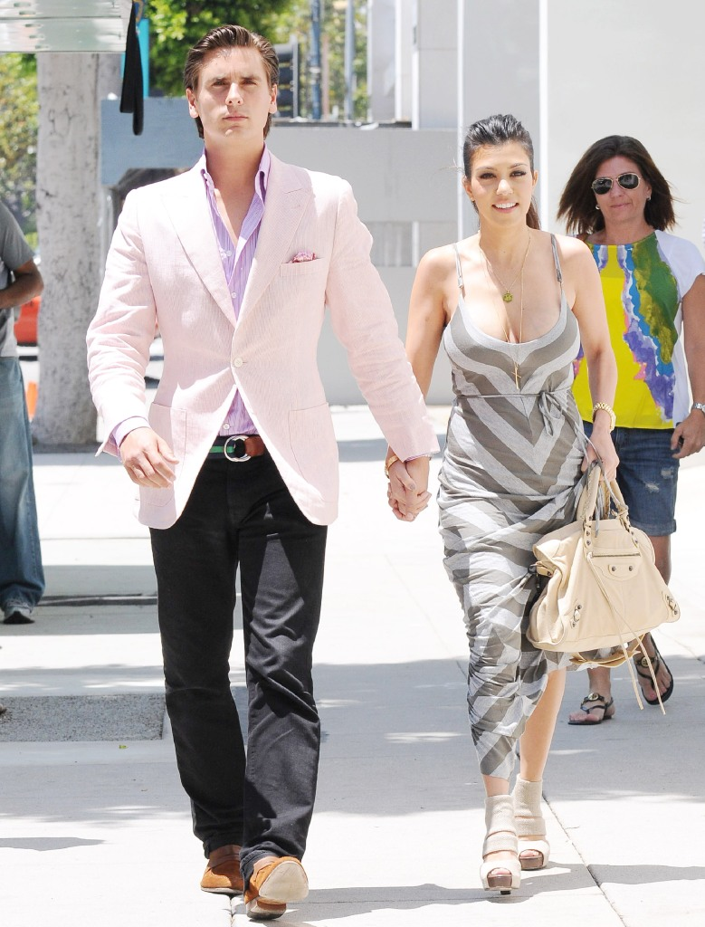Rockstar Chic! Kourtney Kardashian's Style Evolution Since Dating Boyfriend Travis Barker