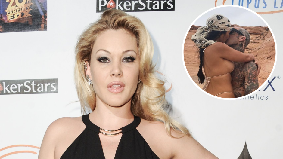 Shanna Moakler Says If Kourtney and Travis' PDA 'Bothers' Her