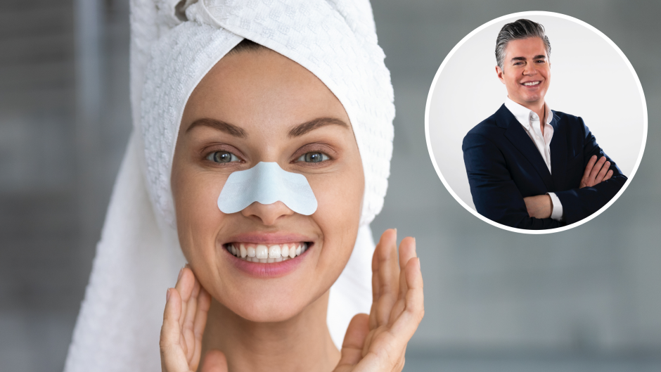 Skin Check-In With Dr. Will: How to Get Rid Of Blackheads on Your Nose, According to Experts