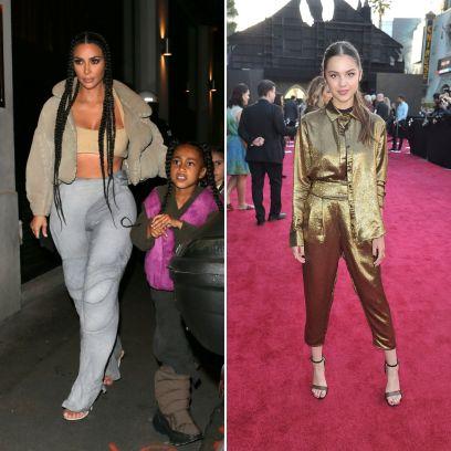North West Hilariously Roasts Mom Kim Kardashian Over Olivia Rodrigo: 'You Never Listen to Her'