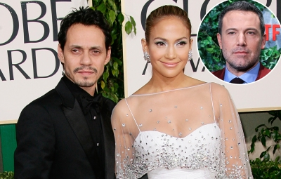 Jennifer Lopez Spotted Getting Coffee With Ex Marc Anthony Amid Second Chance Romance With Ben Affleck