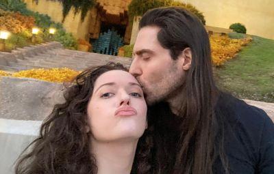 Kat Dennings Engaged