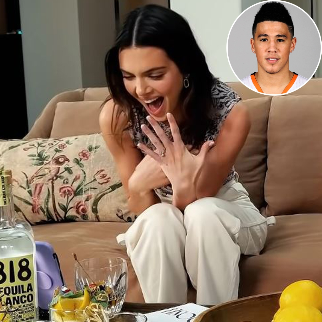 Kendall Jenner Agrees to Prank Family and Tell Them She's Engaged to Devin Booker: 'It's Believable'