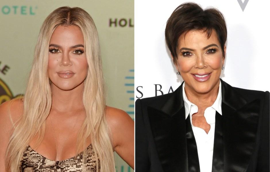 Khloe Kardashian Kris Jenner Celebrity Sex Stories