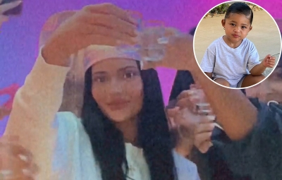 Kylie Jenner Brings Daughter Stormi Webster on a Tropical Trip With Her Girlfriends
