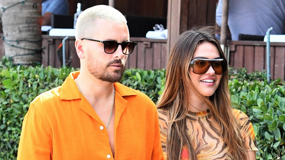 Scott Disick and Girlfriend Amelia Hamlin Seemingly Move Back to Los Angeles After Months in Miami